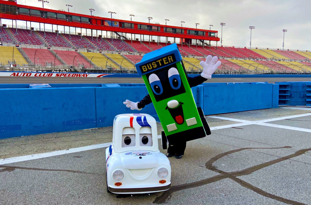 Ride Omnitrans to the Auto Club Speedway for the NASCAR Auto Club 400!