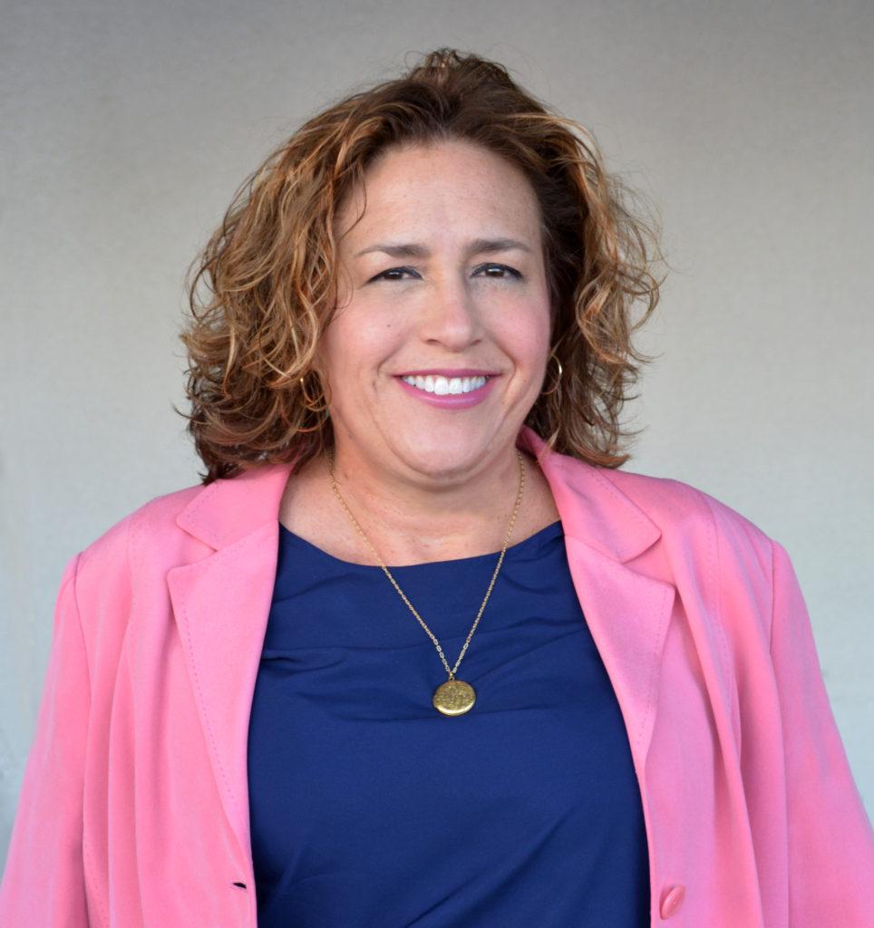 Director of Marketing Nicole Ramos