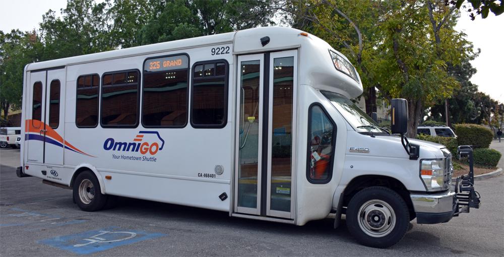 OmniGo minibus