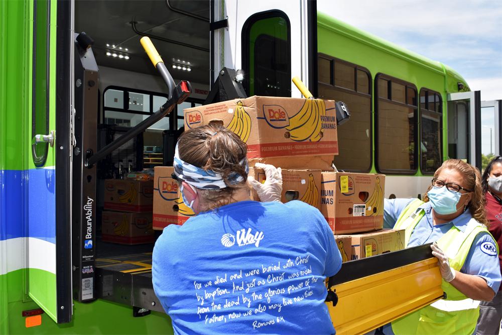 Food delivery program