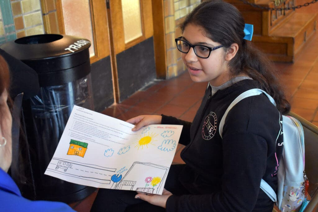 Omnitrans Hosts Girl Scouts for Educational Classroom to Career Day