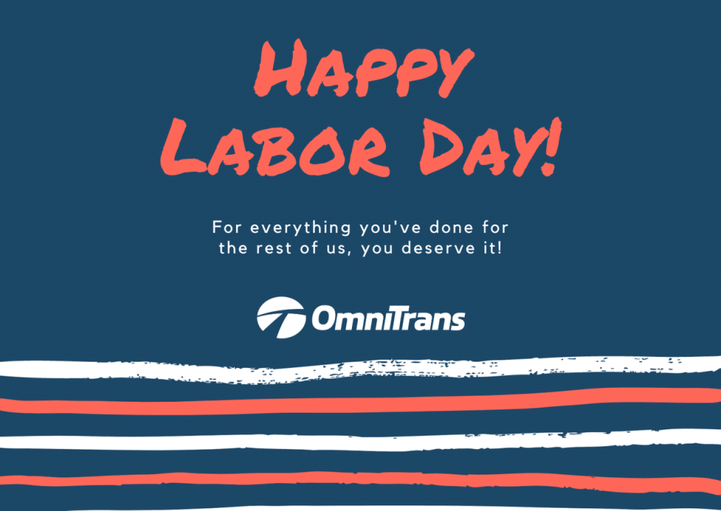 "Image with text ""Happy Labor Day"""