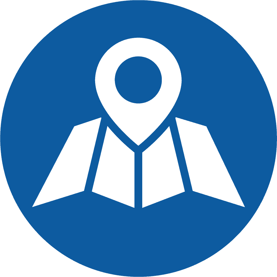 Routes and schedules icon