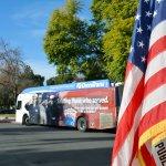 Veterans bus
