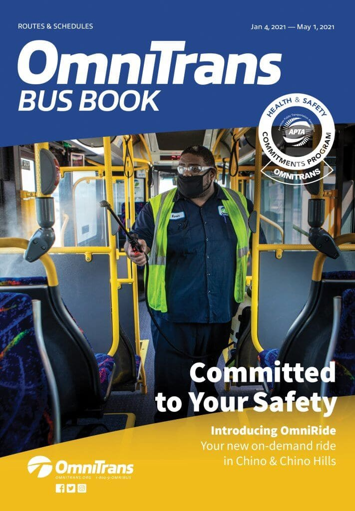 Bus Book January 2021