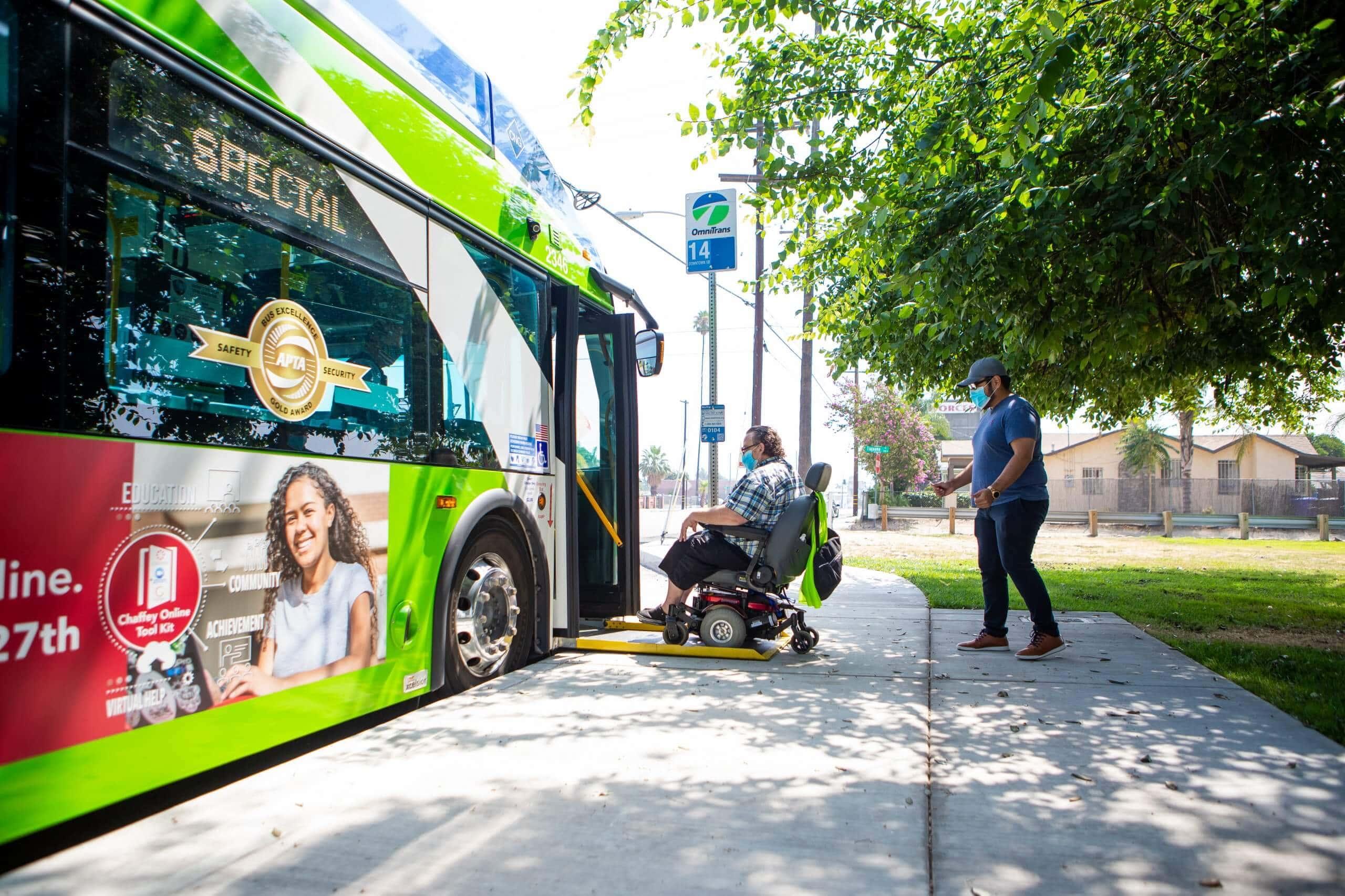 Survey: Help Improve Mobility in San Bernardino County