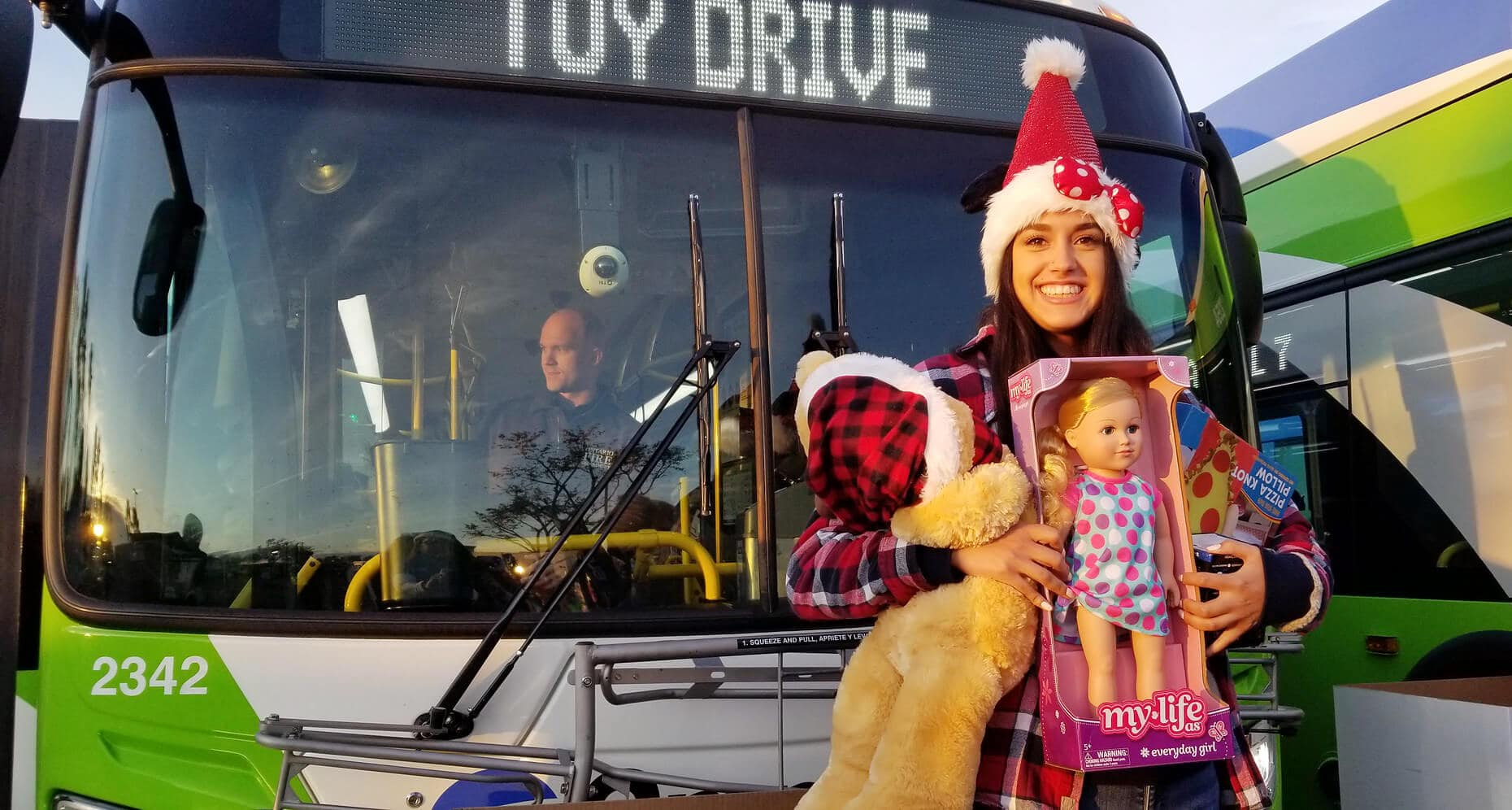 Virtually Support the 2020 Spark of Love Toy Drive