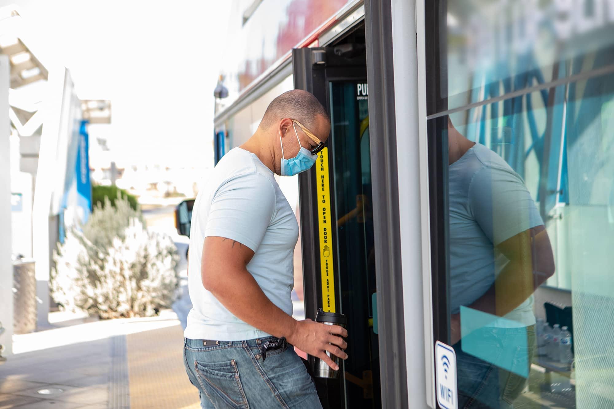 Omnitrans Seeks Input on Service Resumption & Future Transit Plan