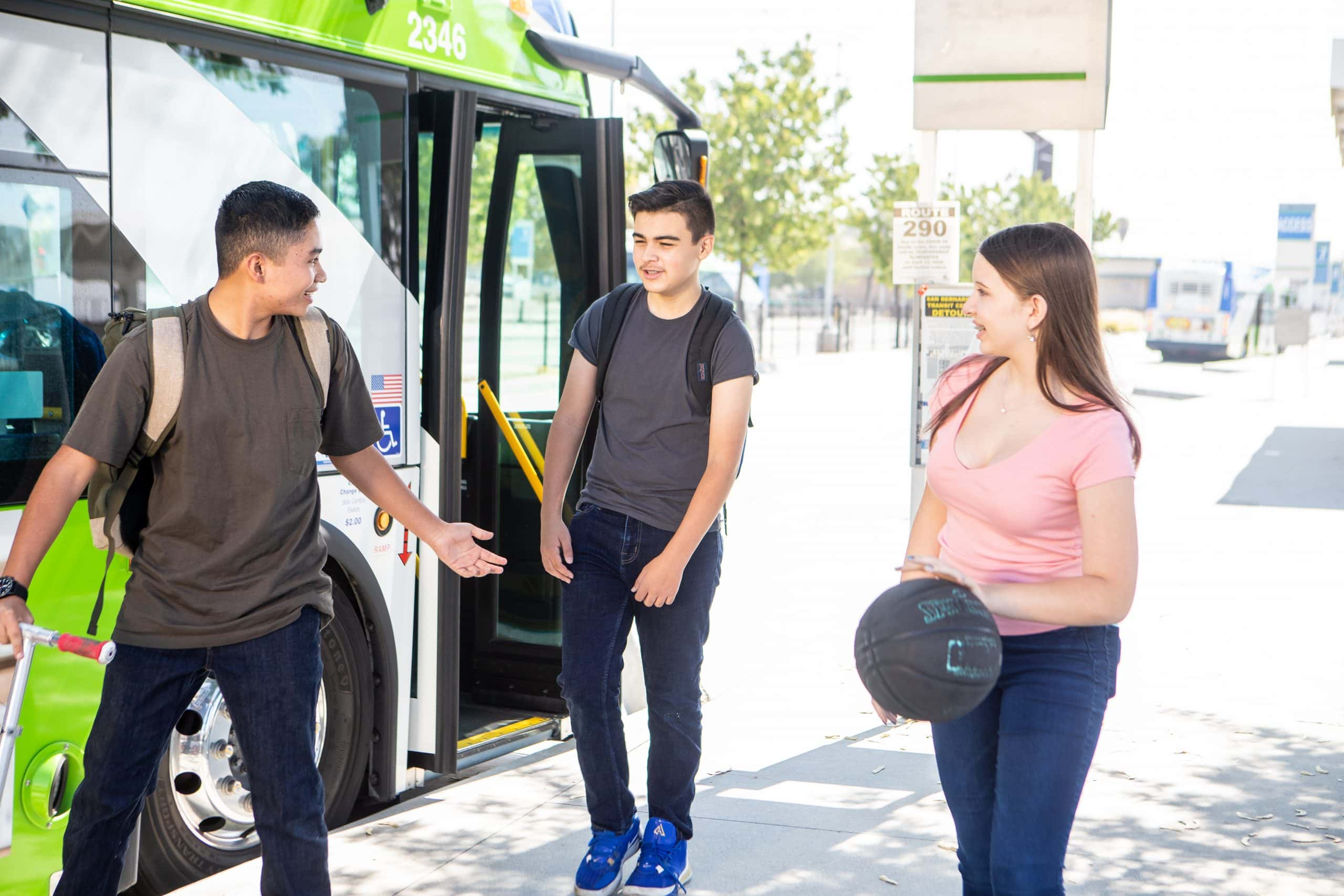 Discounted $1 Summer Youth Fare Returns in June and July!