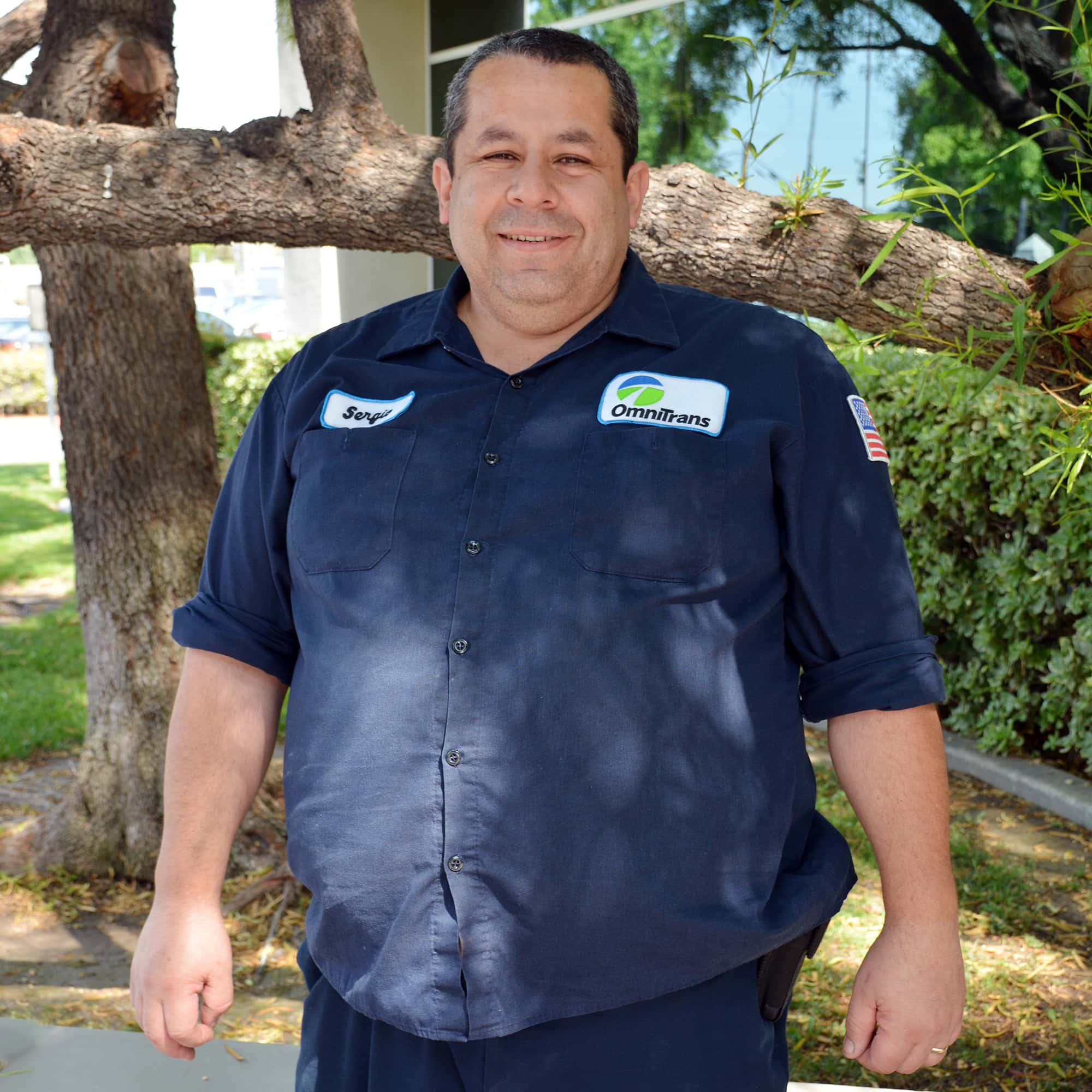 Employee of the Quarter Sergio Villaseñor